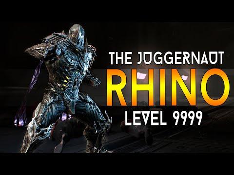 [WARFRAME] The Juggernaut