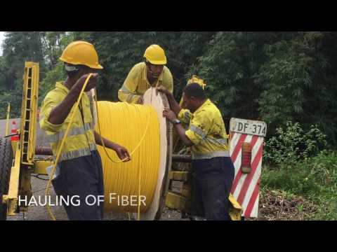 Telecom Fiji Limited - Fiber Hauling for Colo-i-Suva Rainforest Eco Resort