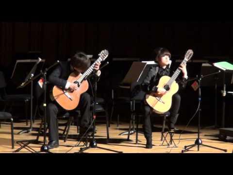장하은 필로스(haeun jang pilos)    la vida breve 장하은 장하진 guitar duo