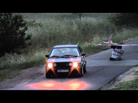 46 Rajd Festiwalowy 2015 - Krzysztof Zawora / Marcin Jakubowski - -VW Golf II GTI