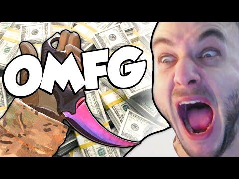 GAMBLING $1,000,000 JACKPOT! (CSGO Jackpot Gambling)