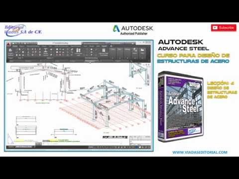 advance steel 2017 tutorial pdf