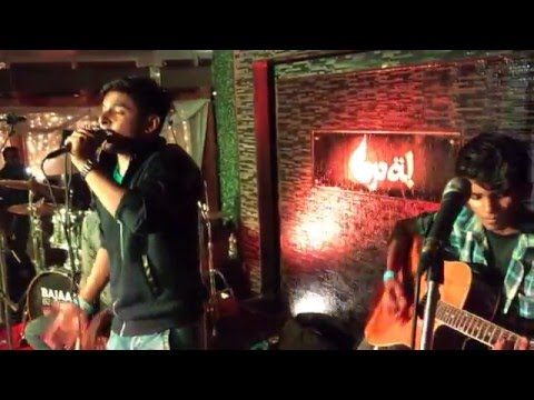 Handsome Hunk Armaan Thakur live performance at Opa! Bar & Cafe