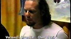 Metallica - Finland TV Report at Turku (Ruisrock Festival)
