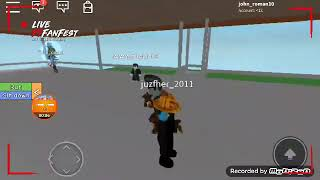 I'm with juz the cat is hacker(ROBLOX)