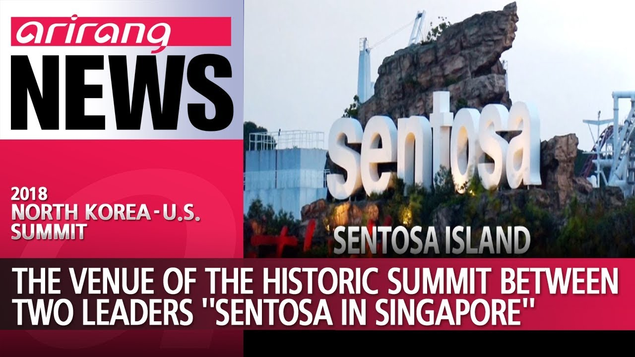 Image result for The Singapore Summit at Sentosa