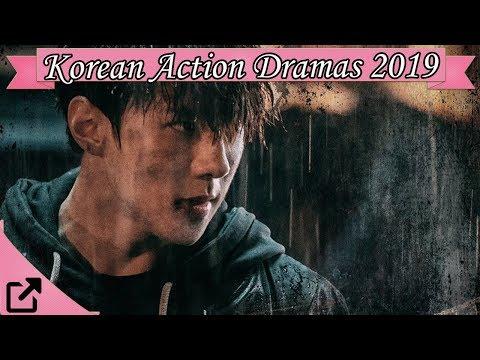 Top 25 Korean Action Dramas 2019 (All The Time) - YouTube