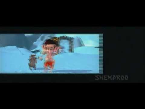 Haathi Ka Bal - Bal Ganesh - Indian Animation Movie - Mythology - For Kids - Ganpati Bappa Morya