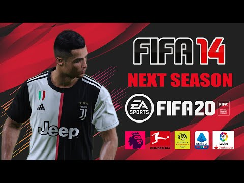 FIFA 14 PC NEXT SEASON TO 2020 HBZ UPDATE FULL PATCH