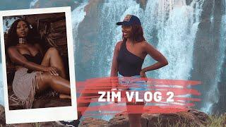 ZIMBABWE VLOG #2! VIC FALLS CARNIVAL, UNPLUGGED, GREAT ZIMBABWE , ZIM WEDDING