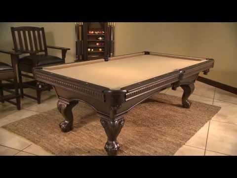 St. Charles Pool Table Billiards Package 800-641-9367
