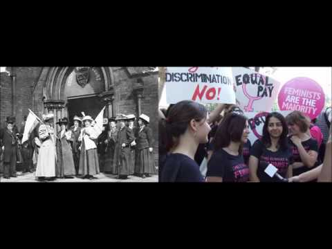 If You Support First Wave Feminism, You are a Feminist