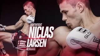 GLORY 40 Copenhagen: Niclas Larsen Highlight
