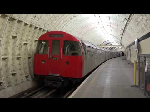 Inside a Disused Tube Station - Aldwych