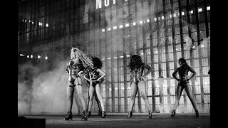 Beyoncé - Baby Boy (Mic Feed) [Studio Version at On the Run Tour]