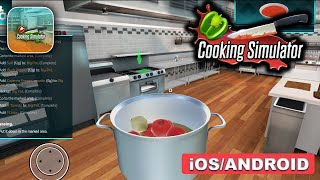 Cooking Simulator Mobile Gameplay Walkthrough (Android, iOS)