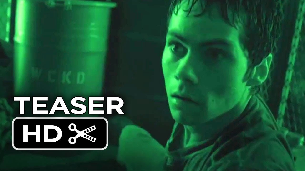 Download The Maze Runner Official Teaser #1 (2014) - Dylan O'Brien Movie HD