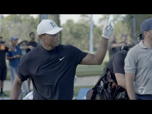 Tiger Woods Mic'd Up With Rory, JDay & Team TaylorMade | TaylorMade Golf