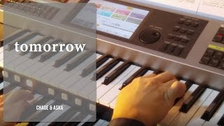 Final Electone upload for 2016. Another CHAGE and ASKA 90s classic,...