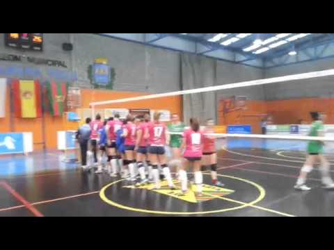 #Voleibol Punto de Ascenso CV Figaro Peluqueros Haris a la #SuperligaFemenina