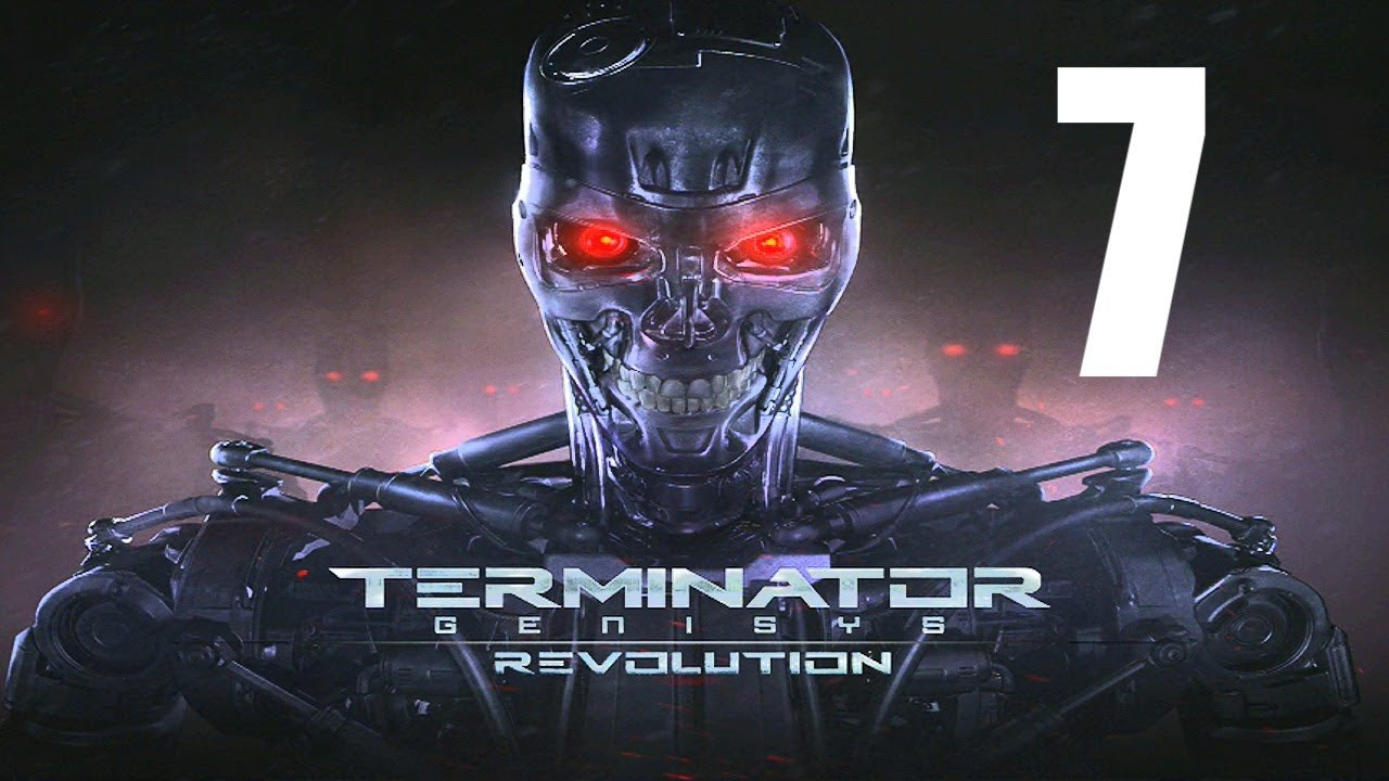 Download TERMINATOR 7  MAN VS MACHINE HD Trailer  | Action (Fan Made) Movie