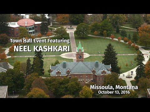 Town Hall - Neel Kashkari at the University of Montana