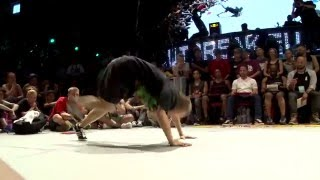 Outbreak Europe 2014 1vs1 World Bboy Series Top 8 | Killa Kolya vs Greku
