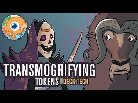 Instant Deck Tech: Transmogrifying Tokens  (Standard)