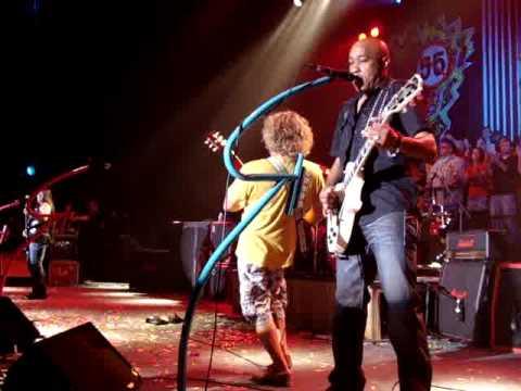 "Sammy Hagar-Tahoe_5-08-10_""Marching To Mars""-Jack's Vid"