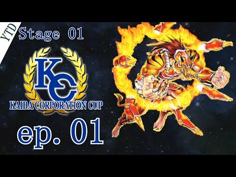 November 2017 Kaiba Corporation Cup, KC Cup Begins!!! || YTDan || Yu-Gi-Oh! Duel Links