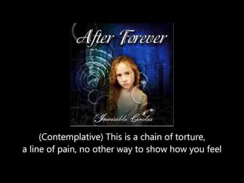 After Forever - Blind Pain (Lyrics)
