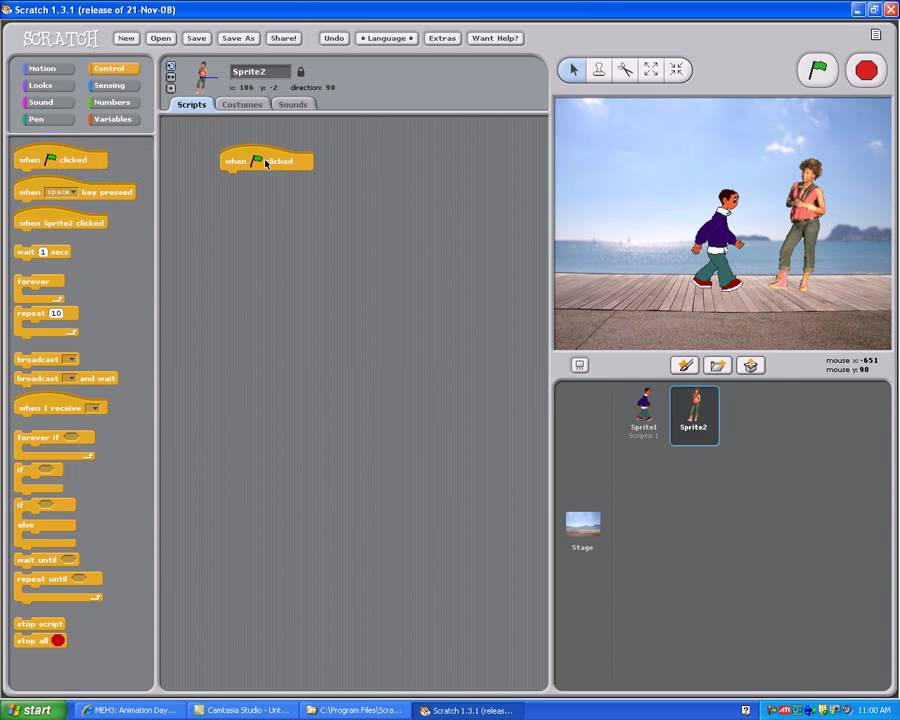 How to Use Scratch