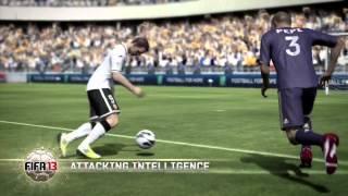 FIFA 13 показала на Gamescom 2012 новый трейлер(FIFA 13 показала на Gamescom 2012 новый трейлер который показывает новые элементы в игре. Все самое интересное на..., 2012-08-26T07:04:02.000Z)