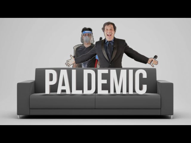 "Kenny & Spenny's ""Paldemic"" now streaming on CBC GEM"
