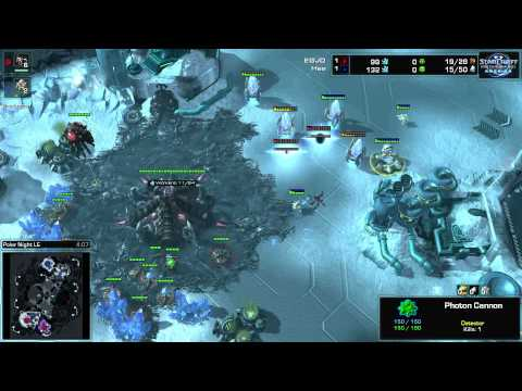 WCS America 2014 Ro32 Group D M4 Has vs Jaedong Game 3