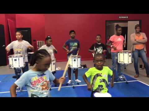 Drum Line Movie Cadence D&K