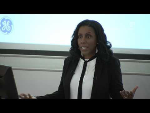 Gisela Abbam, GE Healthcare, Corporate Wisdom Lecture Series