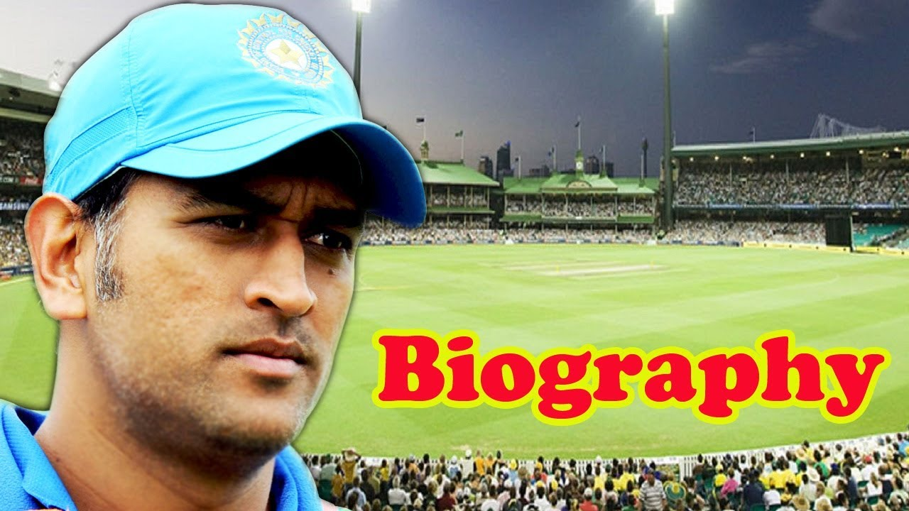 Mahendra Singh Dhoni | The Untold Story | Biography - YouTube