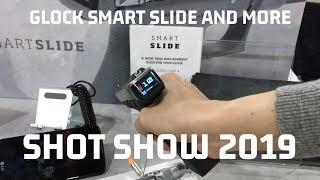 Miniguns, Glock Smart Slides, AA-12s, Arrow Rifles  - SHOT Show 2019 Finds!