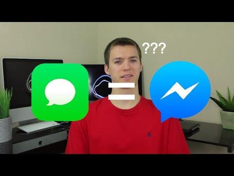 APPLE MESSAGES = FACEBOOK MESSENGER!? | Apple's New Emoji Sticker Packs (Hands, Hearts & Smileys)