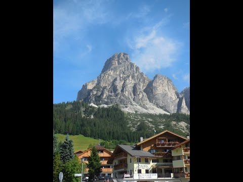 Magnificent Walks and Towns Around Corvara, Italy