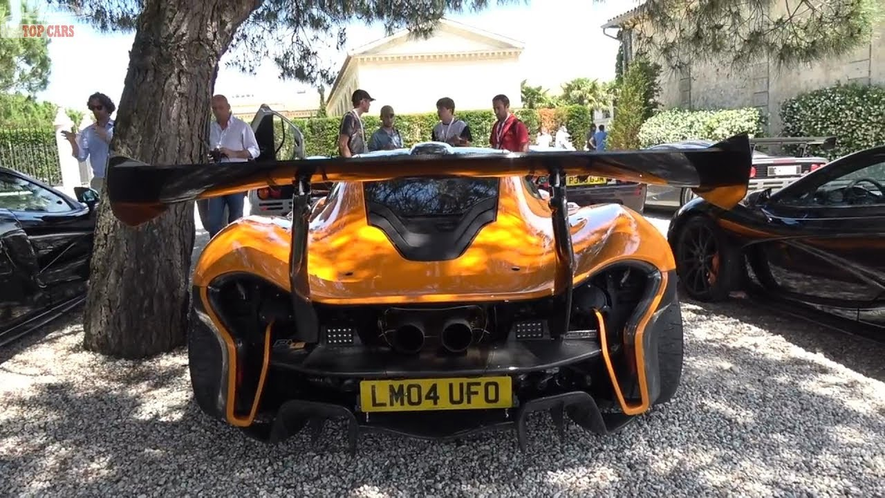 Top Cars 2017 Mclaren P1 Lm In Depth Review Road Test Youtube