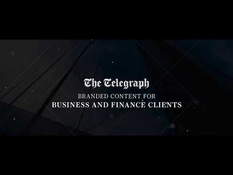 Telegraph Branded Content - Business & Finance Showreel