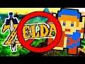 LE JEU ZELDA INTERDIT - BREATH OF THE NES