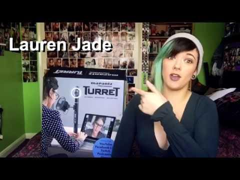 Unboxing Turret Lauren