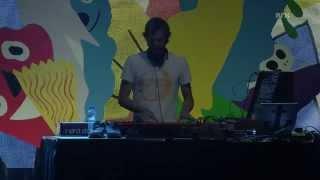 Todd Terje - Live 2014 Oya Festival