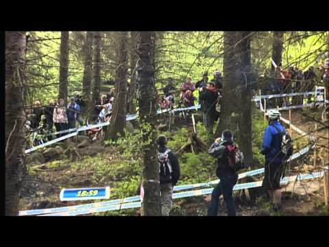 26min Highlight Show @ UCI MTB WORLD CUP 2011 -  Dalby Forest - XCO Round 2
