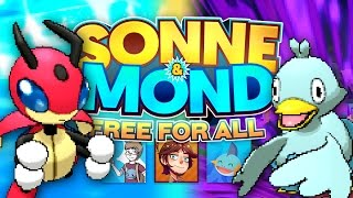 Pokémon Sonne & Mond FFA - [16] - Giftige Taktiken!