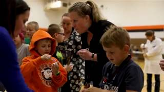 Video - Whitman Science Night at Berney Elementary