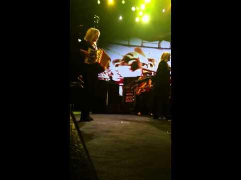 Fleetwood Mac Tusk Ending